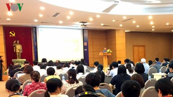 Seminar über Industriedesign- und Markenschutz für Unternehmen in Hanoi - ảnh 1