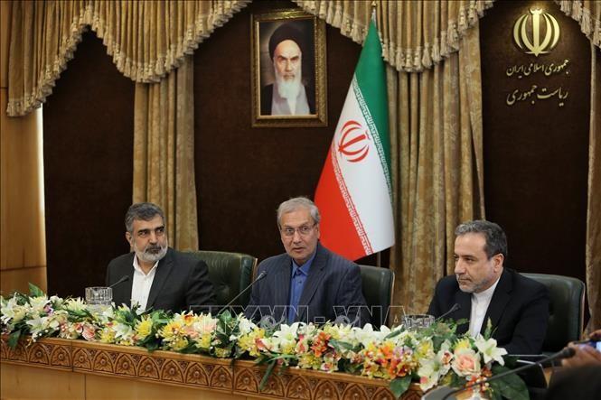 Iran behält die Stornierung der Verpflichtungen von JCPOA vor - ảnh 1