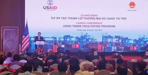 Projekt zur Handelserleichterung gestartet - ảnh 1