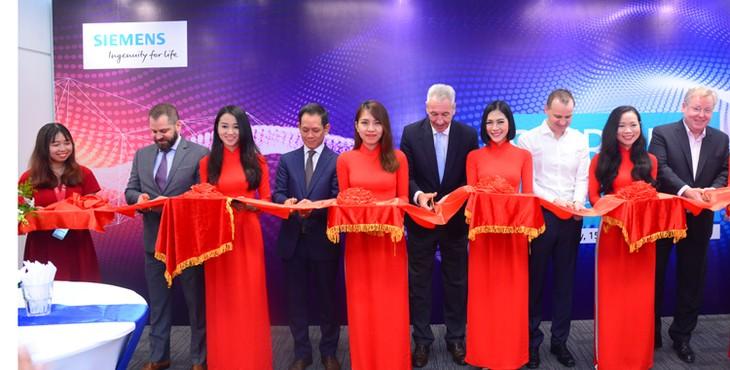 Siemens Vietnam engagiert sich für Ausbildung - ảnh 1