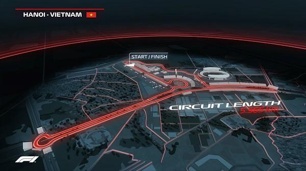 Ticketverkauf für Formel 1 Vietnam Grand Prix 2020 ab 17.7.2019 - ảnh 1
