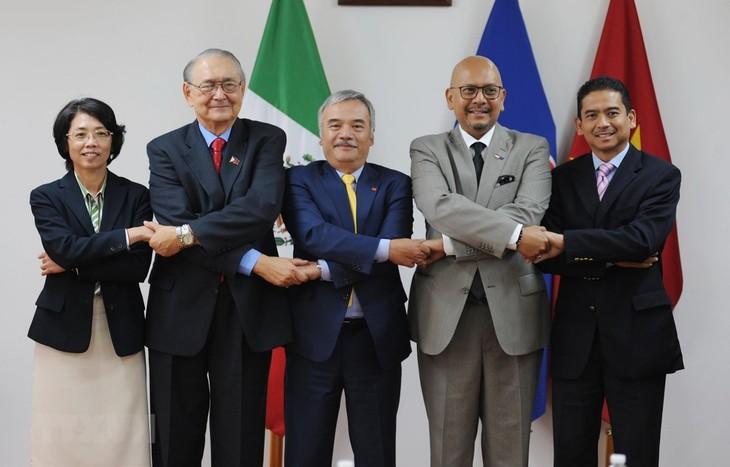 ASEAN-Länder würdigen Vietnams Leistungen in Mexiko - ảnh 1