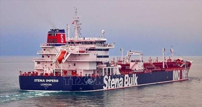 Spannungen zwischen Großbritannien und Iran wegen Festsetzung von Tankern beider Seiten - ảnh 1