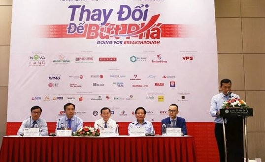 M&A Forum in Ho Chi Minh Stadt - ảnh 1