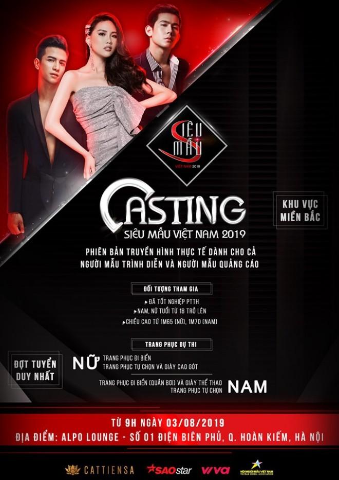 """Wettbewerb """"Supermodel Vietnams 2019"""" begonnen - ảnh 1"""