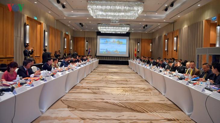 Vietnam und Thailand verstärken ihre Zusammenarbeit in Politik und Sicherheit - ảnh 1