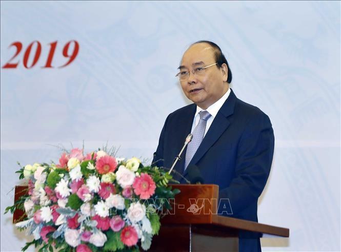 Premierminister nimmt an Konferenz zur Verbesserung der Arbeitsproduktivität teil - ảnh 1