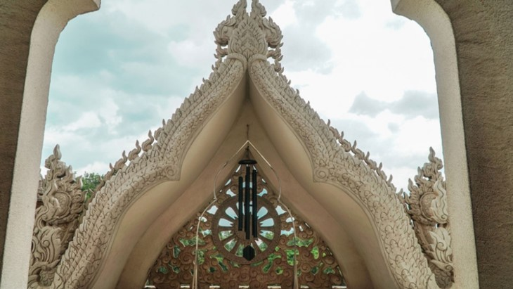 Zwei vietnamesische Pagoden wurden in die Liste der zehn schönsten Pagoden der Welt aufgenommen - ảnh 11