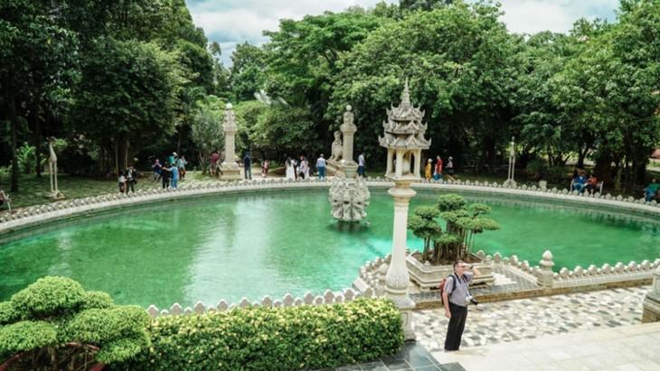 Zwei vietnamesische Pagoden wurden in die Liste der zehn schönsten Pagoden der Welt aufgenommen - ảnh 14
