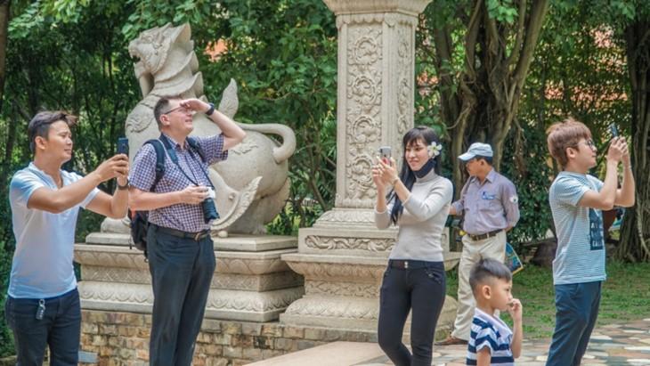 Zwei vietnamesische Pagoden wurden in die Liste der zehn schönsten Pagoden der Welt aufgenommen - ảnh 15