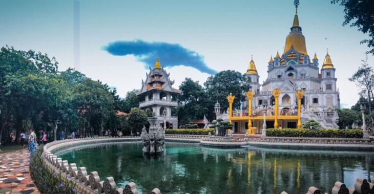 Zwei vietnamesische Pagoden wurden in die Liste der zehn schönsten Pagoden der Welt aufgenommen - ảnh 16