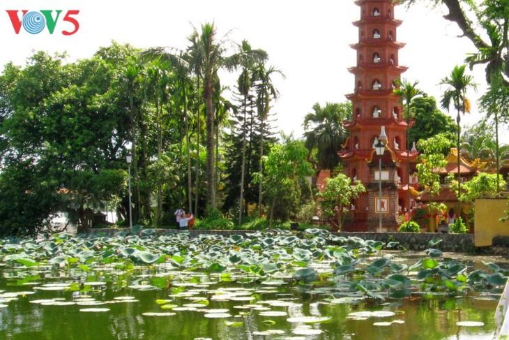 Zwei vietnamesische Pagoden wurden in die Liste der zehn schönsten Pagoden der Welt aufgenommen - ảnh 2