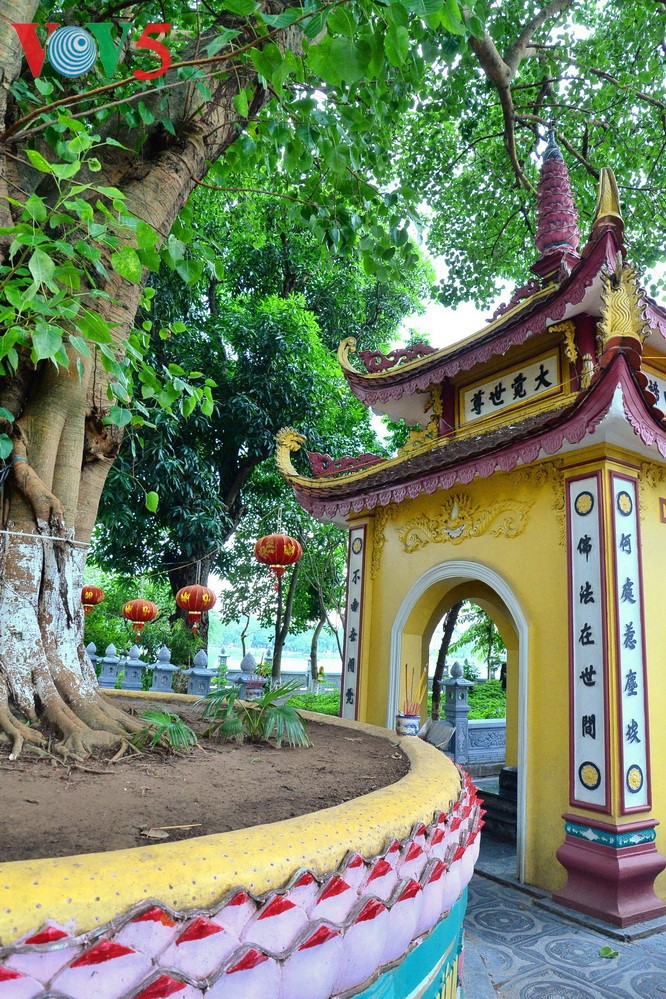 Zwei vietnamesische Pagoden wurden in die Liste der zehn schönsten Pagoden der Welt aufgenommen - ảnh 6