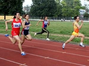 Vietnam berangkat menghadiri Pesta Olahraga mahasiswa internasional tahun 2013 - ảnh 1