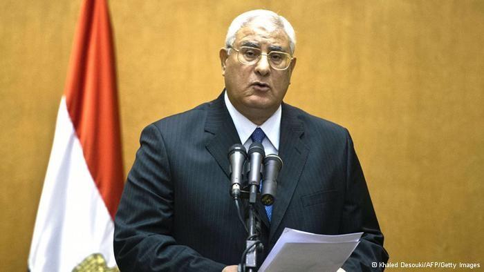 Mesir mengumumkan Undang-Undang Dasar Sementara - ảnh 1