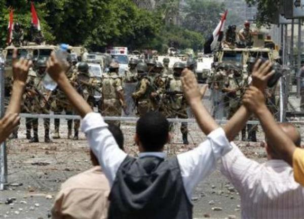 Ketegangan di Mesir terus bereskalasi - ảnh 1
