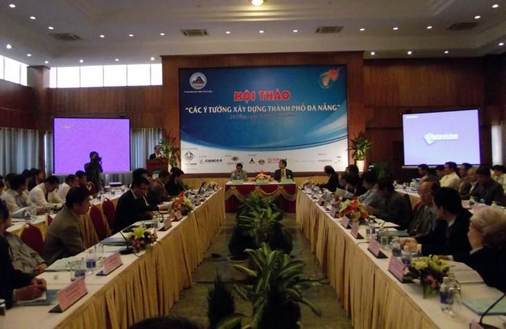 Kota Da Nang akan menjadi kota yang berkaliber kawasan ASEAN - ảnh 1