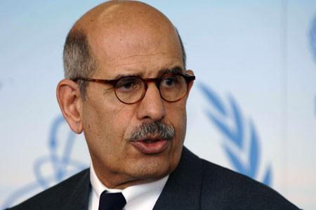Mohamed El Baradei dilantik menjadi Wakil Presiden Sementara Mesir - ảnh 1