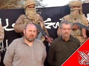 Perancis akan menghukum kaum pembunuh sandera di Mali - ảnh 1