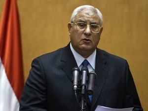 Mesir membentuk Komisi Amandemen Undang-Undang Dasar - ảnh 1