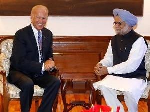 AS dan India mendorong hubungan bilateral - ảnh 1