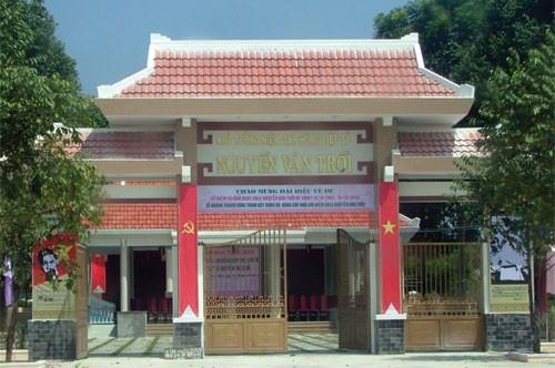 Kota Ho Chi Minh memberikan VND 1 miliar untuk mengupgrade Rumah Peringatan Pahlawan gugur Nguyen Van Troi - ảnh 1