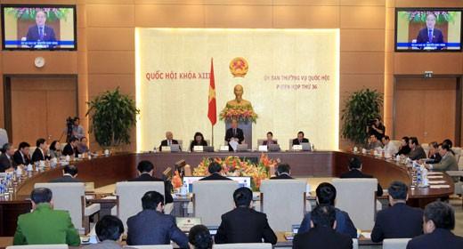 Acara pembukaan Persidangan ke-37 Komite Tetap MN Vietnam direncanakan berlangsung pada tanggal 6 pagi April - ảnh 1