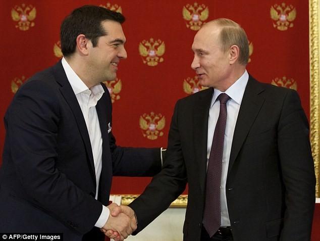 Rusia bekerjasama dengan Yunani demi kepentingan seluruh Uni Eropa - ảnh 1