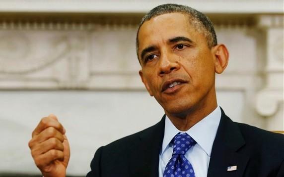 Presiden AS, Barack Obama minta maaf tentang kasus warga negara AS dan Italia telah keliru terbunuh - ảnh 1