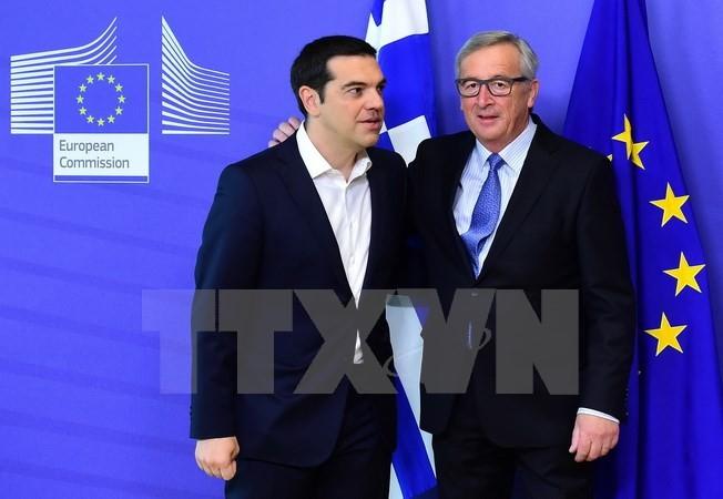 Uni Eropa berharap supaya mencapai permufakatan dengan Yunani setelah diajukannya beberapa rekomendasi baru - ảnh 1