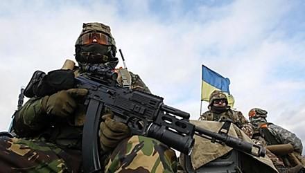 Bentrokan meningkat di Ukraina Timur sebelum perundingan 4 fihak di Paris - ảnh 1