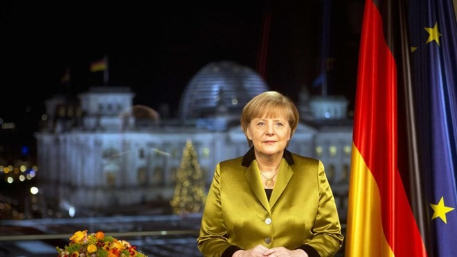 Para pemimpin dunia membacakan Pesan Tahun Baru 2016  - ảnh 1