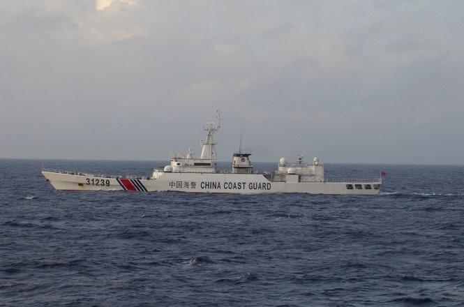 Jepang menemukan lagi kapal bersenjata Tiongkok di dekat pulau yang dipersengketakan - ảnh 1