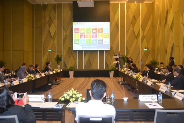 Gagasan pola terintegrasi untuk perkembangan yang berkesinambungan di negara-negara Asia - ảnh 1