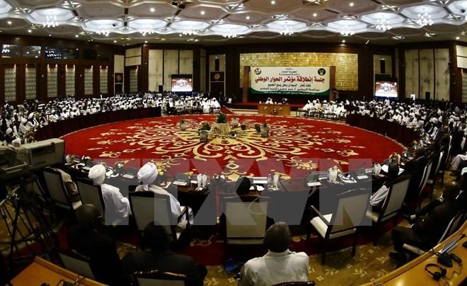 Pemerintah Sudan dan faksi pembangkang mengadakan kembali perundingan damai - ảnh 1