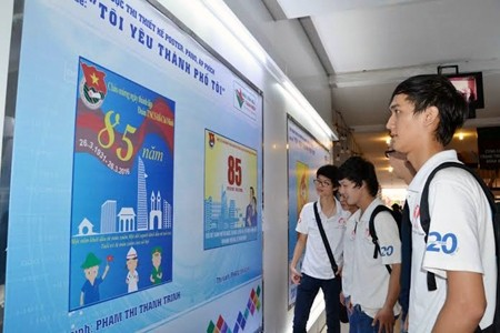 "Pesta ""Kaum pemuda dengan Ilmu Pengetahuan dan Teknologi"" yang bergelora di kota Ho Chi Minh - ảnh 1"