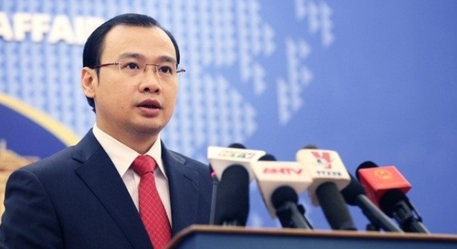 Reaksi Vietnam terhadap aktivitas anjungan pengeboran minyak Tiongkok di Teluk Tonkin - ảnh 1