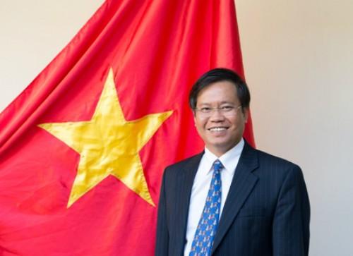 Vietnam menolak argumentasi-argumentasi yang kurang meyakinkan dari Tiongkok tentang kedaulatan di Laut Timur - ảnh 1