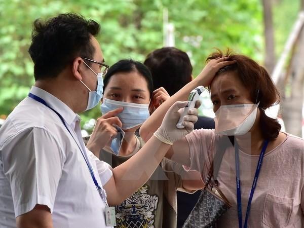 Kesehatan pasien pengidap MERS di Thailand berkembang secara baik - ảnh 1