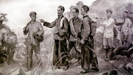 Memperingati ultah ke-75 Hari Presiden Ho Chi Minh pulang kembali ke Tanah Air untuk memimpin Revolusi (28/1/1941 – 28/1/2016) - ảnh 1