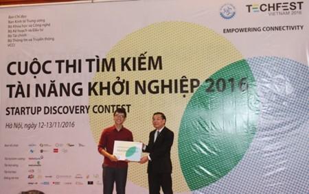 Penutupan Festival Start-up pembaruan kreatif Vietnam - ảnh 1