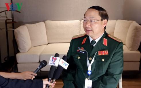 Vietnam memberikan sumbangan aktif pada Dialog Shangri-La 2017 - ảnh 1