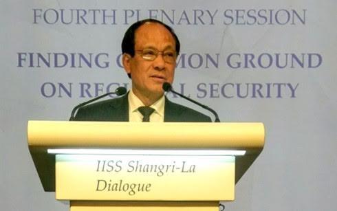Dialog Shangri-La 2017: Mengusahakan fundasi bersama untuk keamanan di kawasan Asia Tenggara - ảnh 1