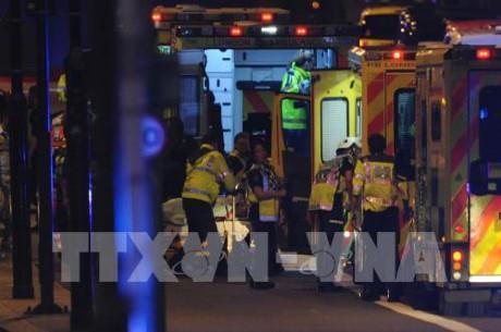 Mengidentifikasikan tersangka pelaku utama dalam serangan teror di London, Inggris - ảnh 1