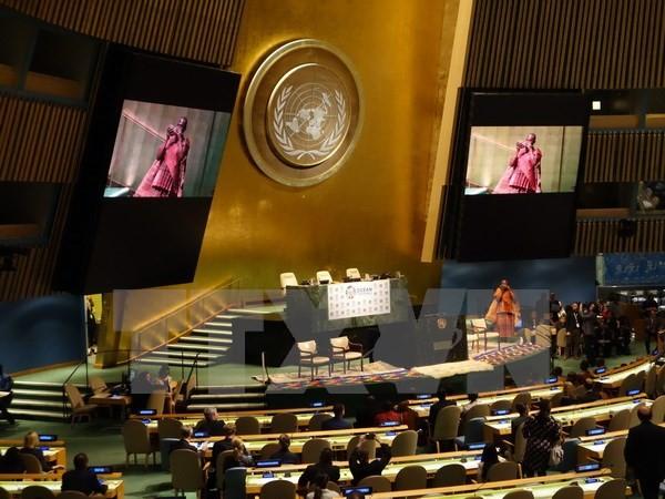 Konferensi Samudra pertama diadakan PBB - ảnh 1