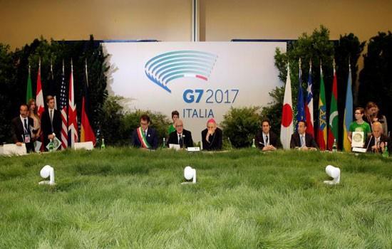 Perubahan iklim: AS tidak menyetujui isi perubahan iklim dalam Pernyataan bersama G7 - ảnh 1