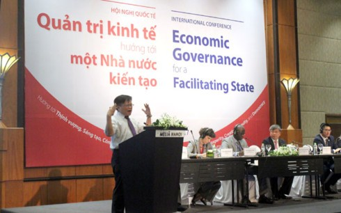 Manajemen ekonomi mengarah ke satu Negara  yang membina - ảnh 1