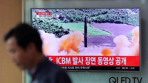 Rusia dan Tiongkok berusaha menurunkan suhu ketegangan di Semenanjung Korea - ảnh 1