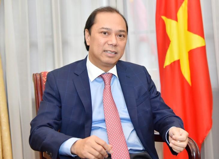 Vietnam merupakan anggota ASEAN yang aktif dan bertanggung jawab - ảnh 1