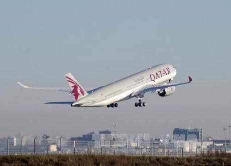 Uni Emirat Arab menegasi membuka wilayah udara bagi pesawat terbang Qatar - ảnh 1